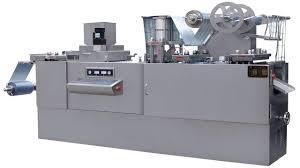 Blister Sealcut Machine