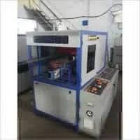 Plastic Plate Making Machine