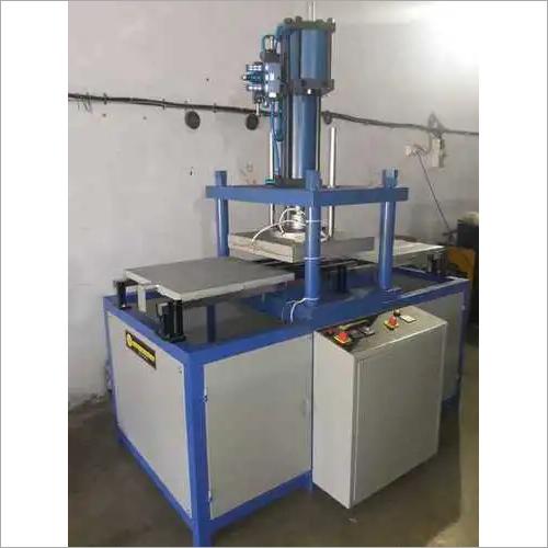 Hydropneumatic Blister Cutting Machine