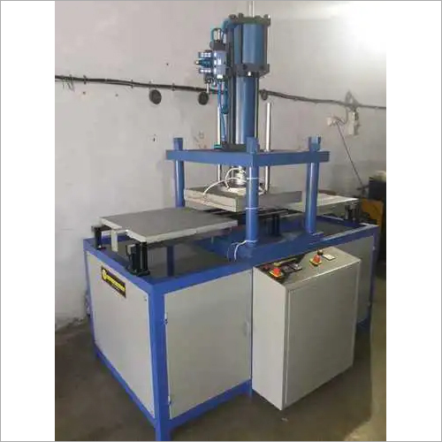 Hydropneumatic Blister Cutting Machine