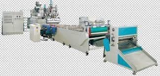 Plastic Sheet Extrusion Machine