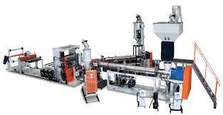 Plastic Sheet Extrusion Machine