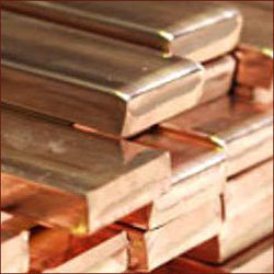 Copper & Copper Alloy Sheets, Strips & Bus Bars