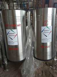 Stainless Steel Pole Bin Dustbin