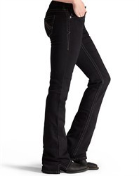 Mid Slim Boot Ladies Jeans