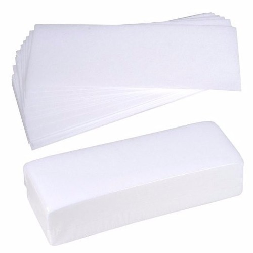 White Non Woven Waxing Strip