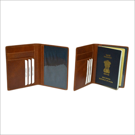 Travel Wallet & Passport Holder