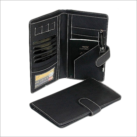 Leather Travel Holder