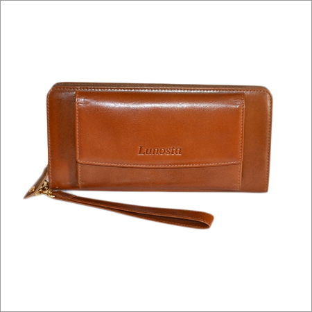 Leather Woman Wallet