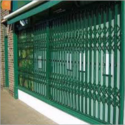 Industrial Collapsible Gates