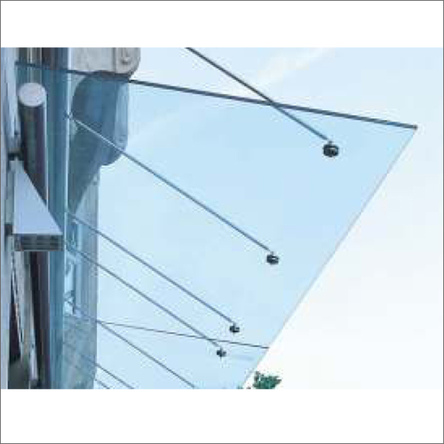 Spider Glass Canopy