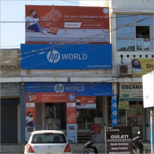 Advertising Flex Board