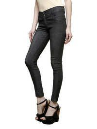 LADIES BIO TWO BUTTON JEANS