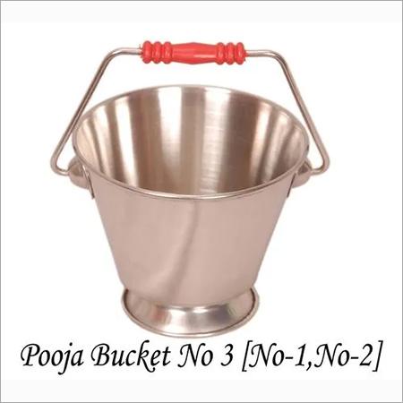 SS Pooja Bucket