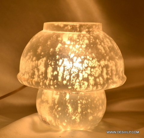 TABLE LAMPS , GLASS TABLE LAMP BASE,MODERN LAMP,CLEAR TABLE LAMP,FROST TABLE