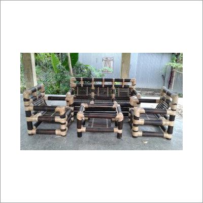 Pure Bamboo Sofa Set