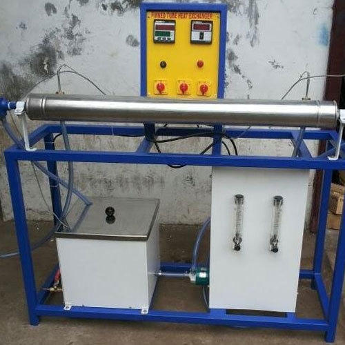 Finned tube heat exchange apparatus