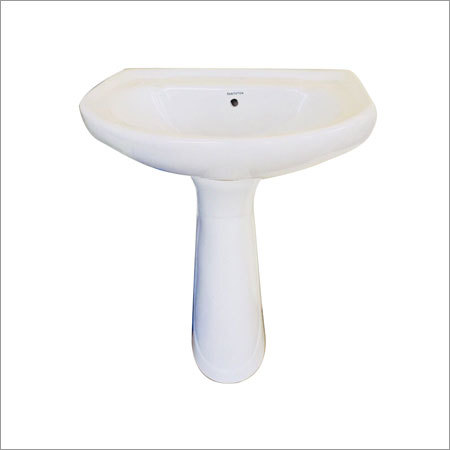 Repose Ceramic Wash Basin