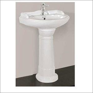 Pedestal Set Wash Basin