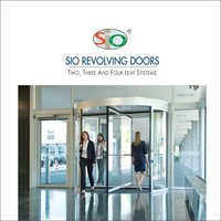 Sio Revolving Doors