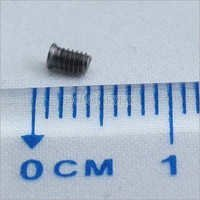 Micro Socket Screw for Electronic Watches