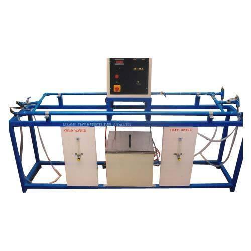Heat exchanger teaching set-up