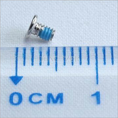 Nylok Bluetm Patch Screw For Physical Treatment And Health Care
