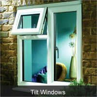 UPVC Turn Window