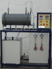 Shell & tube heat exchange apparatus