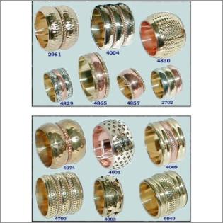 Brass Handicrafts Brass Napkin Rings