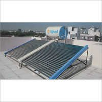 Manifold Solar Water Heating System