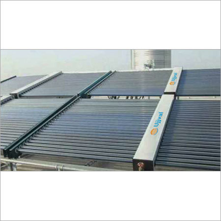 Centralized Solar Water Heating System