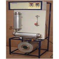 vertical condenser apparatus