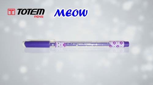 Totem Meow Ball Pen