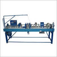 Shoe Lace Making Machine