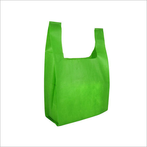 Non Woven U Cut Carry Bag