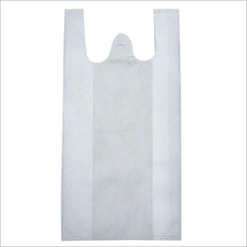 Plain Non Woven Carry Bag