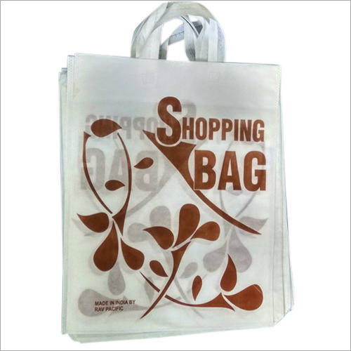 Printed Non Woven Handle Bag