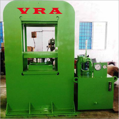Hydraulic Press For Rubber Molding