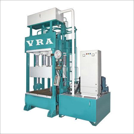 Hydraulic Hot Moulding Press
