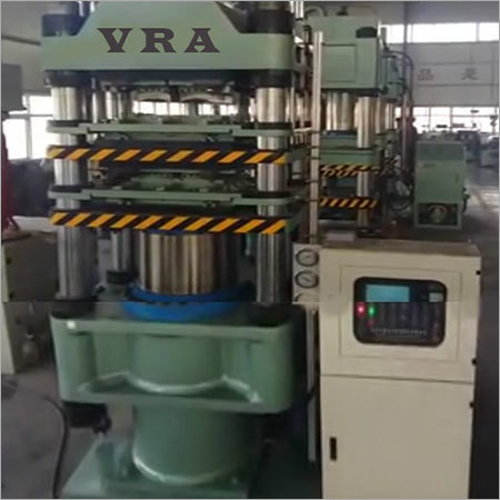 Hydraulic Hot Molding Press For Brake Lining