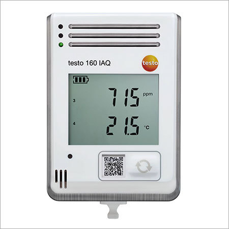Testo 160IAQ- Wi-Fi logger for Indoor Air Quality