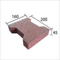 Double T Rubber Tiles