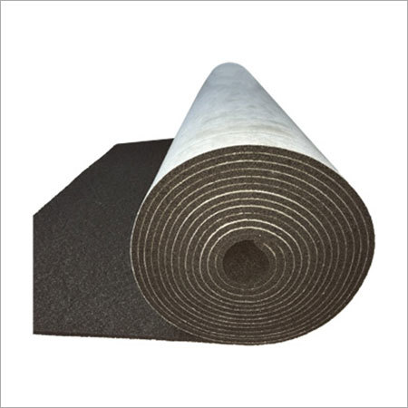 Rubber Carpet Underlay