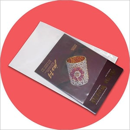 Single Side Transparent Plastic Envelopes