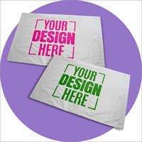 Screen Printed Plastic Envelopes
