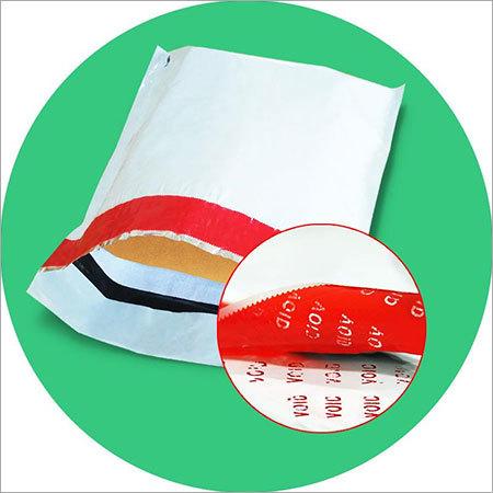 Woven Lined Tamper Evident Envelopes
