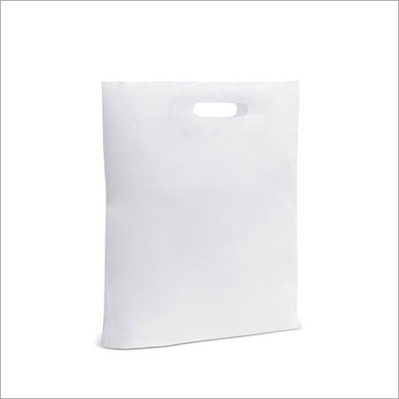 D Cut Plastic Carry Bags