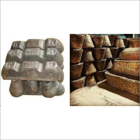 Railway Bronze Ingots and Castings