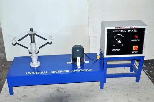 Universal governor apparatus.